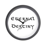 Eternal Destiny Kin Wall Clock