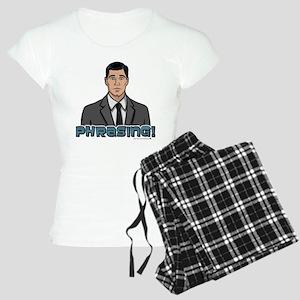 Archer Phrasing Women's Light Pajamas