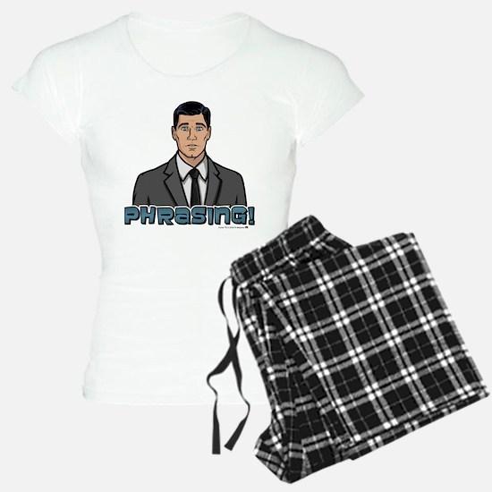 Archer Phrasing Pajamas