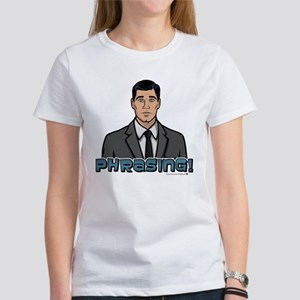 Archer Phrasing Women's T-Shirt