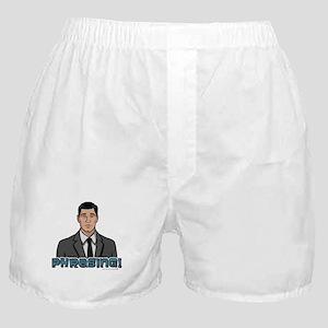Archer Phrasing Boxer Shorts