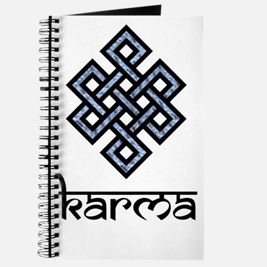Endless Knot - Karma Journal