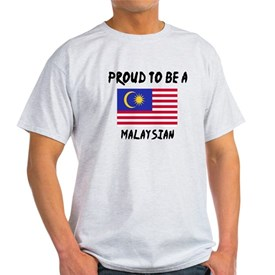 Proud To Be Malaysian T-Shirt