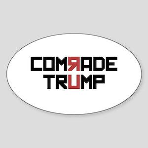 Comrade Trump Sticker