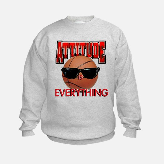 Attitude is Everything Sweatshirt