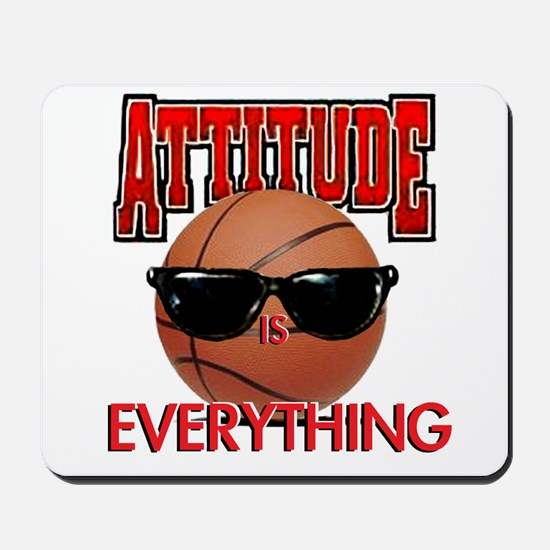 Attitude is Everything Mousepad