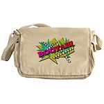 BOOYAH Messenger Bag
