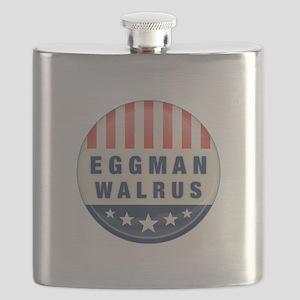 Eggman - Walrus Flask