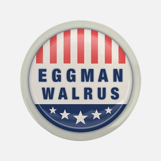 Eggman - Walrus Button