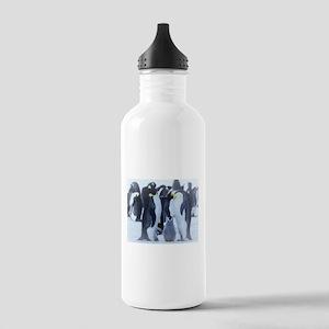 penguins-emperor-antar Stainless Water Bottle 1.0L