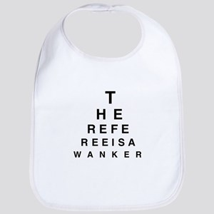 Blind REFEREE Bib