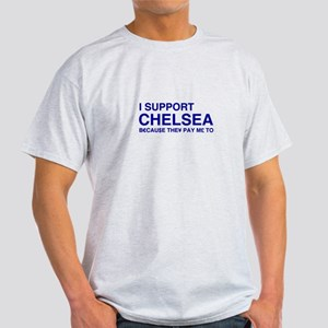 I Support Chelsea Light T-Shirt