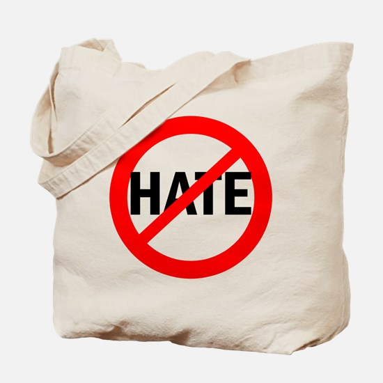 Say NO to Hate Tote Bag