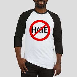 Say NO to Hate Baseball Jersey
