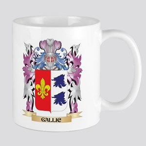 Gallic Coat of Arms (Family Crest) Mugs