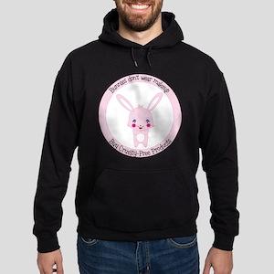 Bunny Testing Hoodie (dark)