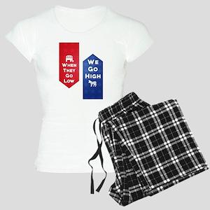 Low-High Pajamas