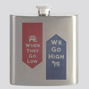 Low-High Flask