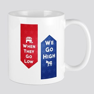 Low-High Mugs