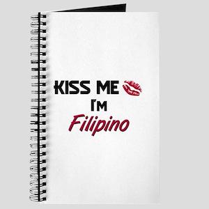 Kiss me I'm Filipino Journal