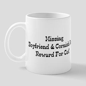 Missing Boyfriend & Cornish Rex Mug
