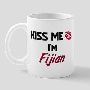 Kiss me I'm Fijian Mug