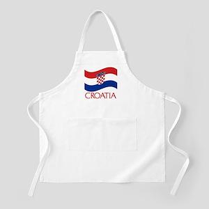 Croatia Apron