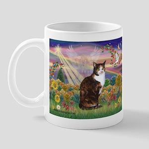 Autumn Angel / Calico Mug