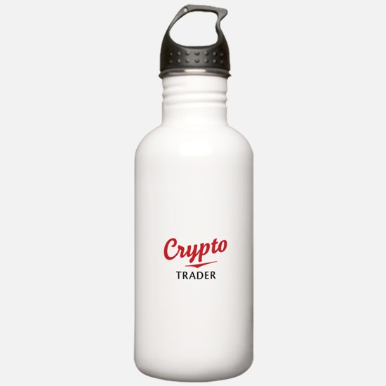 Crypto Trader Water Bottle