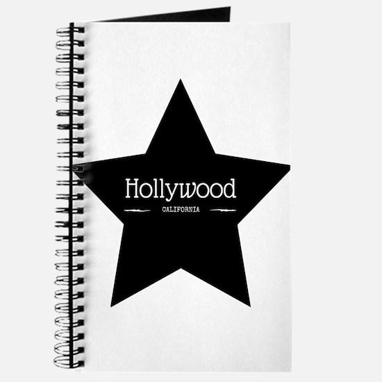 Hollywood California Black Star Journal