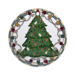 Oh Christmas Tree Ornament (Round)