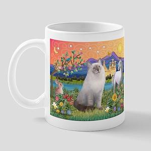 Fantasy Land / Ragdoll Cat Mug