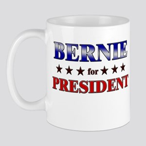 BERNIE for president Mug