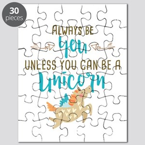 Always Be Unicorn Puzzle