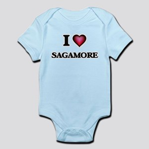 I love Sagamore Massachusetts Body Suit
