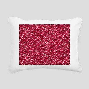 GROOM - POLKA DOTS Rectangular Canvas Pillow