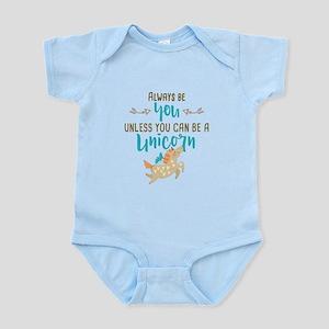 Always Be Unicorn Infant Bodysuit