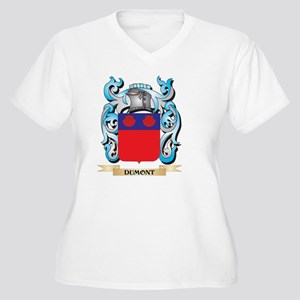 Dumont Coat of Arms - Family Cre Plus Size T-Shirt