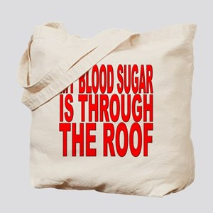 Blood Sugar Tote Bag