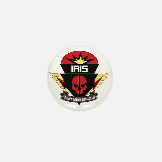 IRIS Badge Mini Button