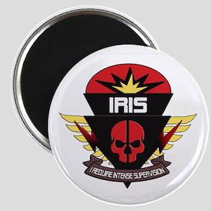IRIS Badge Magnets