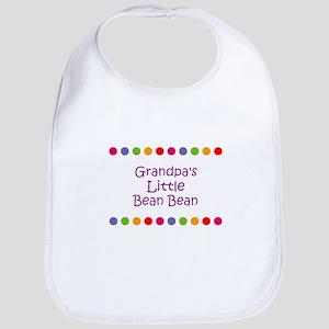 Grandpa's Little Bean Bean Bib