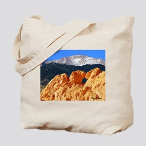 Kissing Camels Tote Bag