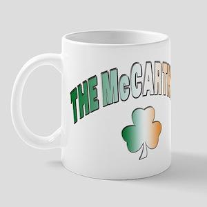 The McCarthy family Mug