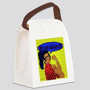 Rosie Canvas Lunch Bag