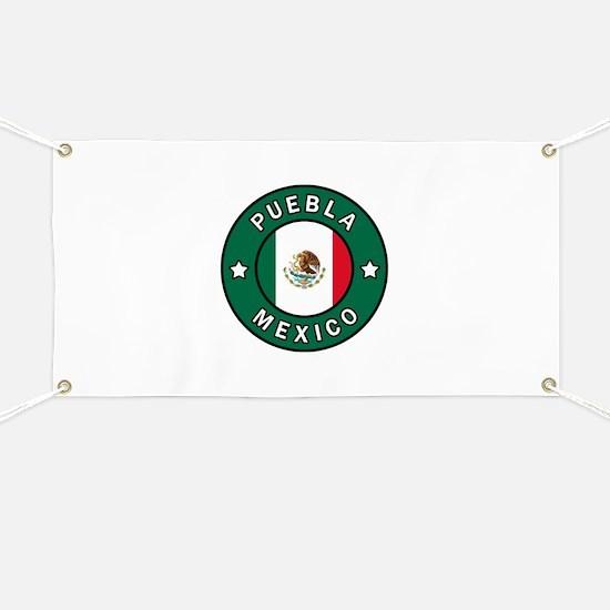 Puebla Mexico Banner