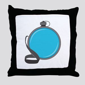 Canteen Throw Pillow