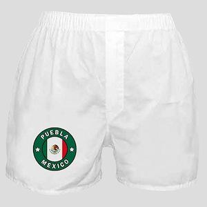 Puebla Mexico Boxer Shorts