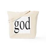 225.god.. Tote Bag
