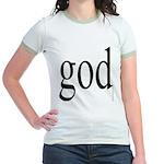 225.god.. Jr. Ringer T-Shirt